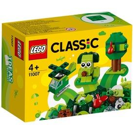 LEGO® Classic Kreatív zöld kockák 11007