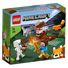 LEGO® Minecraft™ A tajgai kaland 21162