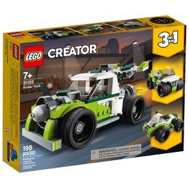 LEGO® Creator Rakétás teherautó 31103