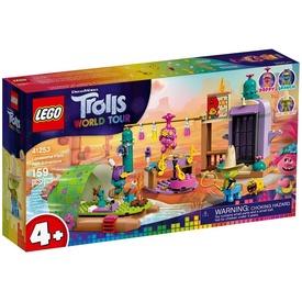 LEGO Trolls 41253 Tutajos kaland Magányos lapályon