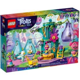 LEGO® Trolls Ünnepség Pop faluban 41255