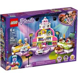 LEGO® Friends Cukrász verseny 41393