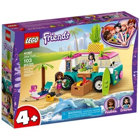 LEGO Friends 41397 Tengerparti felfrissülés