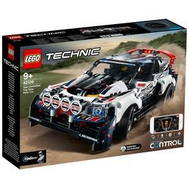 LEGO® Technic Applikációval irányítható Top Gear raliautó 42109