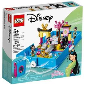 LEGO® Disney Princess Mulan mesekönyve 43174