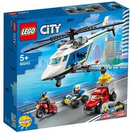 LEGO® City Police Rendőrségi helikopteres üldözés 60243