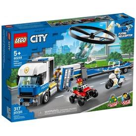 LEGO City Police 60244 Rendőrségi helikopteres szállítás