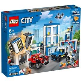 LEGO City Police 60246 Rendőrkapitányság