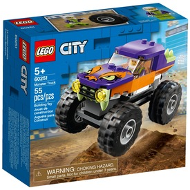 LEGO® City Great Vehicles Óriás-teherautó 60251