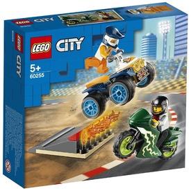 LEGO® City Nitro Wheels Kaszkadőr csapat 60255