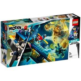 LEGO Hidden Side 70429 El Fuego műrepülőgépe