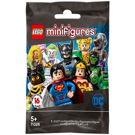 LEGO® Minifigurák DC Szuper Heroes Series 71026