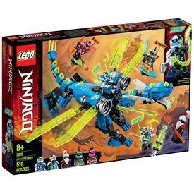 LEGO Ninjago 71711 Jay kibersárkánya