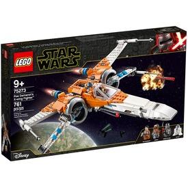 LEGO® Star Wars™ Poe Dameron X-szárnyú vadászgépe 75273