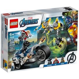 LEGO® Super Heroes Bosszúállók Speeder biciklis támadás 76142
