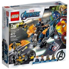 LEGO Super Heroes 76143 Bosszúállók Teherautós üldözés