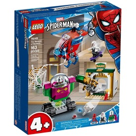 LEGO Super Heroes 76149 Mysterio tombolása
