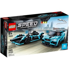 LEGO® Speed Champions Formula E Jaguar Racing car - Jaguar I-PACE eTROPHY 76898