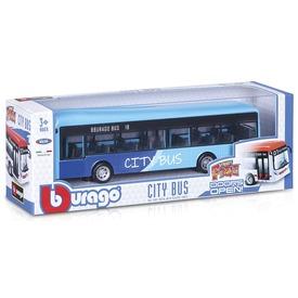 Bburago City busz 1:43, 19 cm - többféle