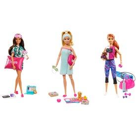 Barbie feltöltődés - Barbie baba kiegészítőkkel