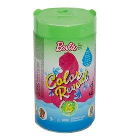 Barbie Color RevealTM Chelsea meglepetés baba 1. sorozat - Édességek