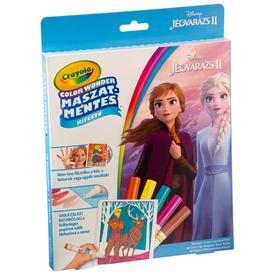Crayola CW Frozen 2 kifestő