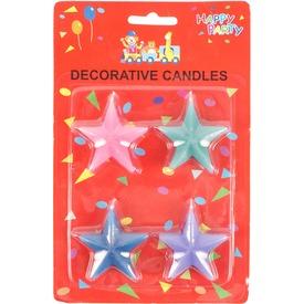 Csillag gyertya 4 darabos készlet Itt egy ajánlat található, a bővebben gombra kattintva, további információkat talál a termékről.