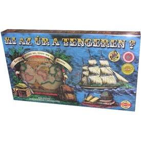 D-Toys: Ki az úr tengeren? kalandos kereskedelmi társasjáték Itt egy ajánlat található, a bővebben gombra kattintva, további információkat talál a termékről.