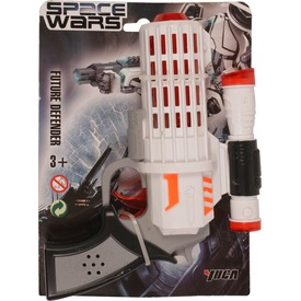 Space Wars lézerpisztoly fénnyel és hanggal
