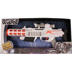 Space Wars lézerpuska fénnyel és hanggal
