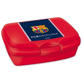 FC Barcelona uzsonnás doboz