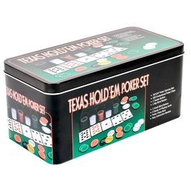 Póker készlet fém dobozban Itt egy ajánlat található, a bővebben gombra kattintva, további információkat talál a termékről.