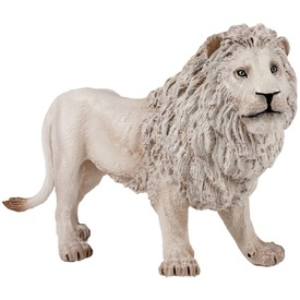 Papo nagy fehér oroszlán 50185