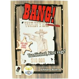 Bang társasjáték Itt egy ajánlat található, a bővebben gombra kattintva, további információkat talál a termékről.