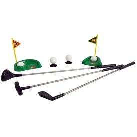 Fém golf 15 darabos készlet