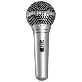 Mikrofon felfúj25cm
