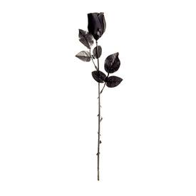 Fekete rózsa 44 cm