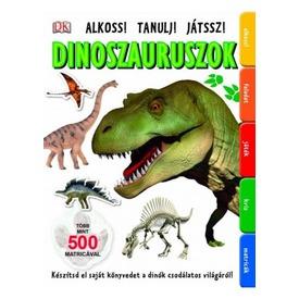Alkoss-Tanulj-Játssz: Dinoszauruszok Itt egy ajánlat található, a bővebben gombra kattintva, további információkat talál a termékről.