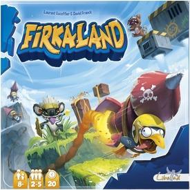 Firkaland társasjáték Itt egy ajánlat található, a bővebben gombra kattintva, további információkat talál a termékről.