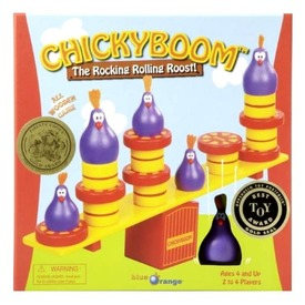 Chicky Boom társasjáték Blu Itt egy ajánlat található, a bővebben gombra kattintva, további információkat talál a termékről.