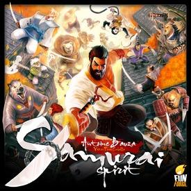 Szamuráj szellem társasjáték FUN Itt egy ajánlat található, a bővebben gombra kattintva, további információkat talál a termékről.