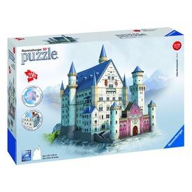 Neuschwanstein kastély 216 darabos 3D puzzle