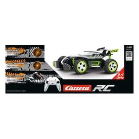 Carrera RC Green Cobra távirányítós autó - 28 cm