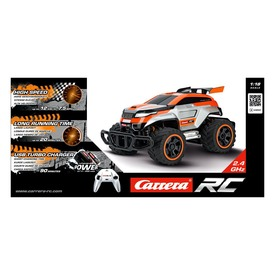 Carrera Orange Breaker távirányítós terepjáró - 1:18 Itt egy ajánlat található, a bővebben gombra kattintva, további információkat talál a termékről.