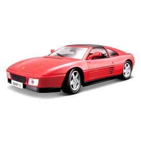 Bburago Ferrari R&P 1:18 348ts piros  Itt egy ajánlat található, a bővebben gombra kattintva, további információkat talál a termékről.