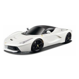 Bburago Ferrari 1:18R&P La Ferrari, fehér  Itt egy ajánlat található, a bővebben gombra kattintva, további információkat talál a termékről.