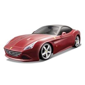 Bburago Ferrari 1:18R&P California, piros  Itt egy ajánlat található, a bővebben gombra kattintva, további információkat talál a termékről.