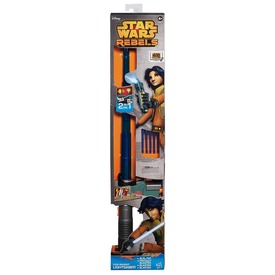Star Wars: Rebels Ezra Bridger 2 az 1-ben fénykardja