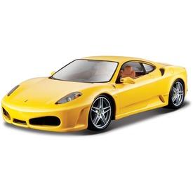 Bburago Ferrari F430 fém autómodell 1:24 - többféle Itt egy ajánlat található, a bővebben gombra kattintva, további információkat talál a termékről.