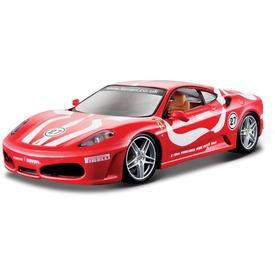 Bburago Race and Play Ferrari F430 Fiorano autómodell 1:24 - többféle Itt egy ajánlat található, a bővebben gombra kattintva, további információkat talál a termékről.